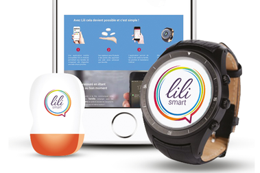 Solution globale d'assistance Lili Smart